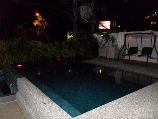 ‪‪Andaman The Front Hotel‬: pool‬
