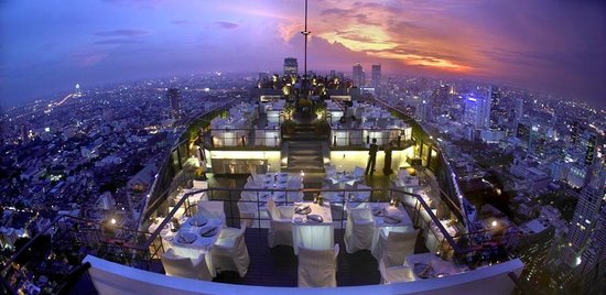 Bangkok Vertigo and Moon Bar