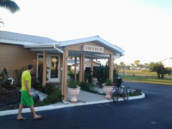 Everglades City Motel: Rezeption