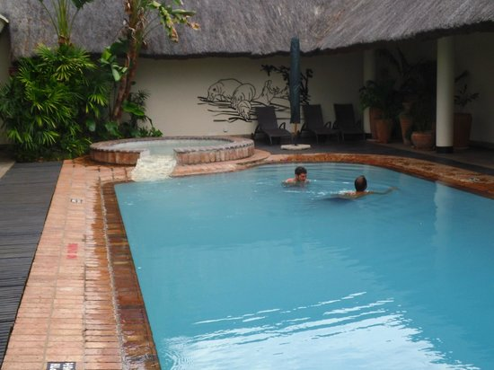 Ilala Lodge: Pool
