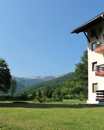 Sutjeska National Park hotels