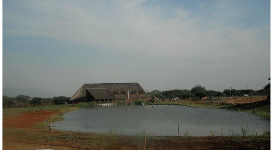 Lavumisa, Swaziland: The lodge