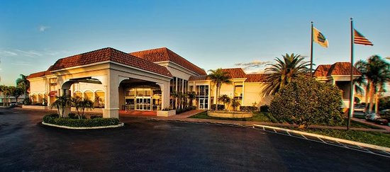 Quality Inn &amp; Suites Conference Center: Welcome to Florida and the Gulf of Mexico!
