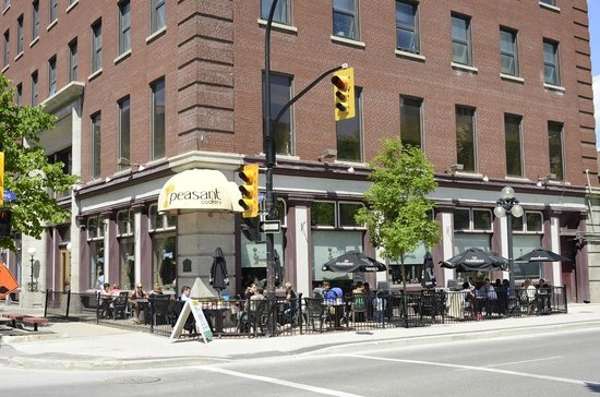 Restaurantes populares en winnipeg tripadvisor for Chaise cafe winnipeg