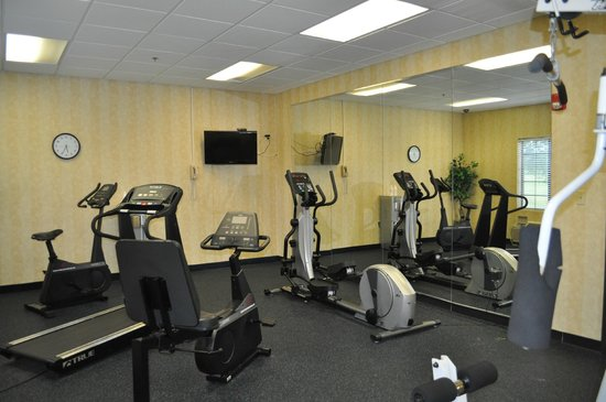 Pooler, GA: Fitness Center