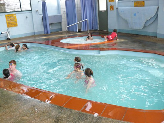 Swimming Pool Small But For Kids Good Picture Of Toora Gippsland Tripadvisor