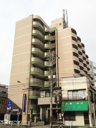 Hotel Mystays Asakusa