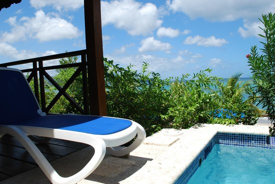 Calabash Cove Resort and Spa: Plunge pool