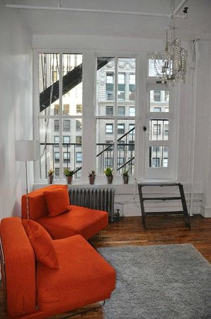 Urban Oasis Hostel & Guest House: Common Area - Urban Oasis NYC