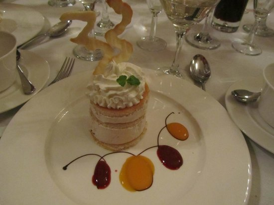 Crieff Hydro Hotel and Resort: My Tiramisu