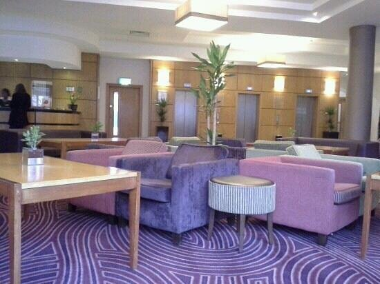 Jurys Inn London Islington: lobby