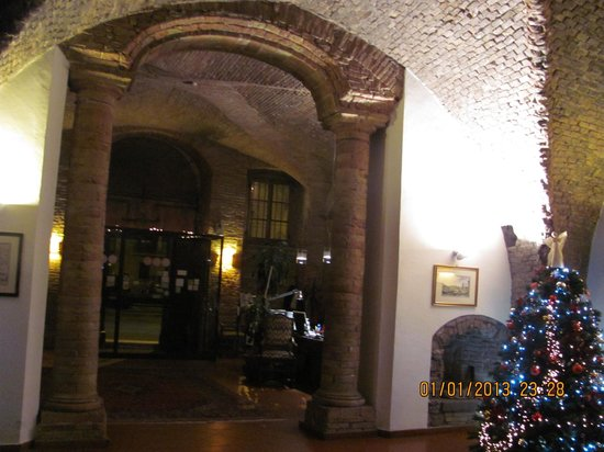 Lo Spedalicchio: lobby