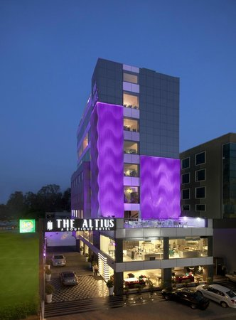 The Altius A Boutique Hotel