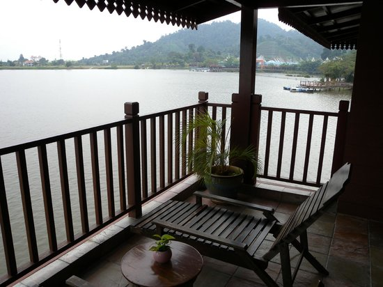 Semanggol, Malaysia: balconcino