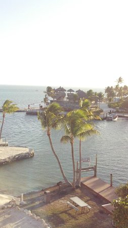 Pelican Cove Resort Marina Hotel Islamorada: Lagoon view