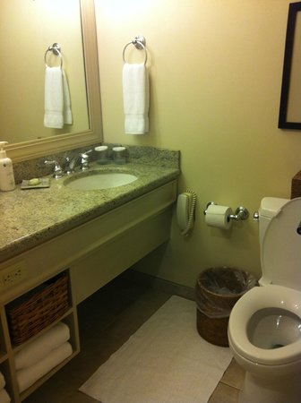 Topnotch Resort and Spa: Bathroom