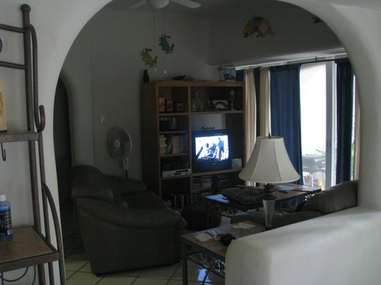 Natz Ti Ha Condominios: tv room