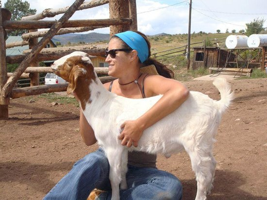 Black Mountain Ranch: Some fun with the baby goats