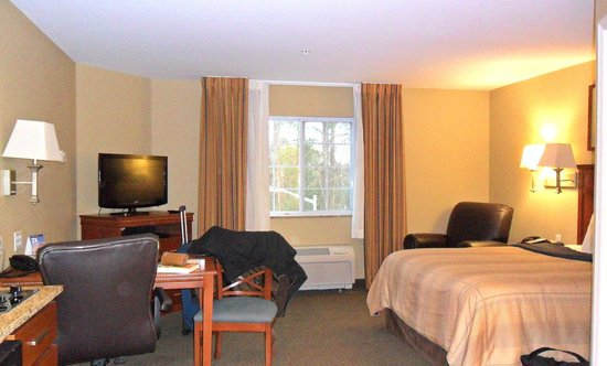 Candlewood Suites Tallahassee: Studio suite