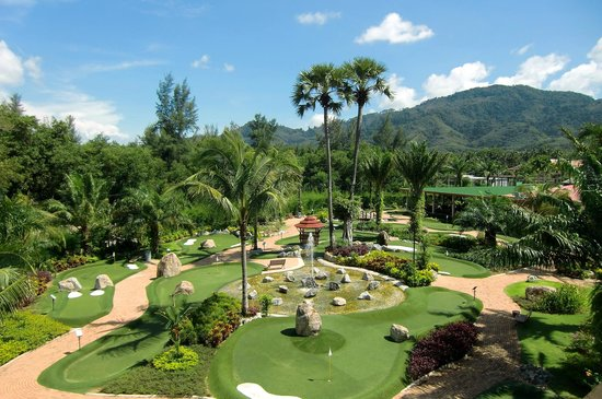 Phuket Adventure Mini Golf