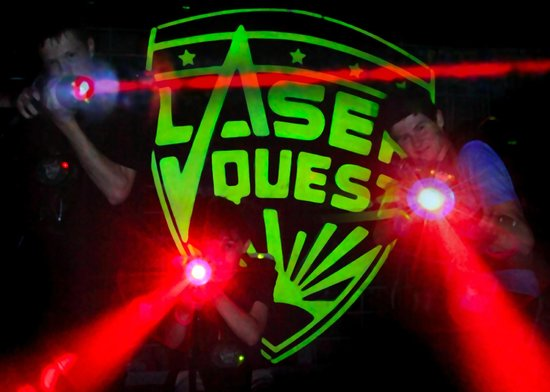 Laserquest Skegness England Address Phone Number Top