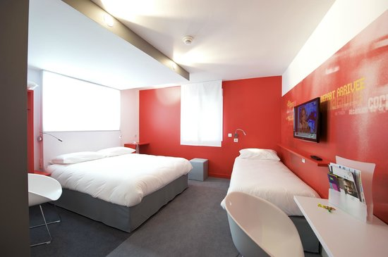 Ibis styles Vannes Gare Centre