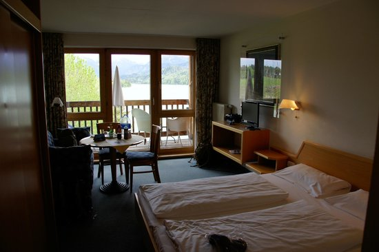 Appartement  Hotel Seespitz: quiet, clean, and comfortable