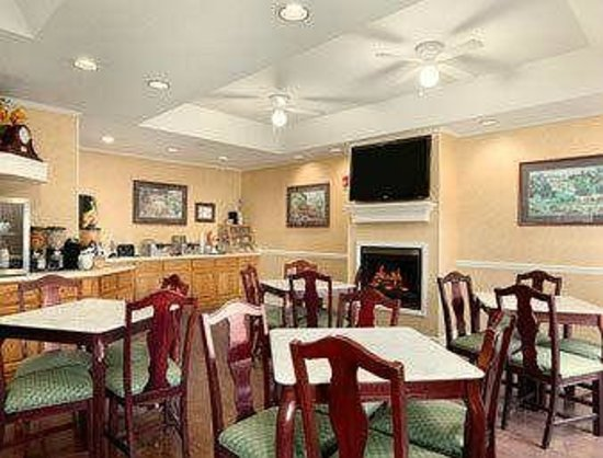 Baymont Inn & Suites Daytona Beach / Ormond Beach: Breakfast 1