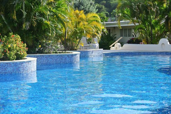 Spice Island Beach Resort: Nice pool