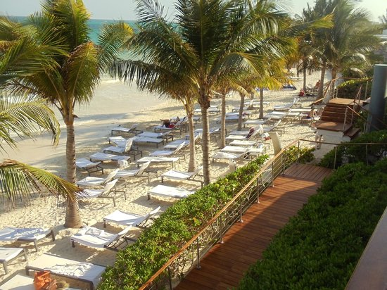 Blue Diamond Riviera Maya by BlueBay: La playa
