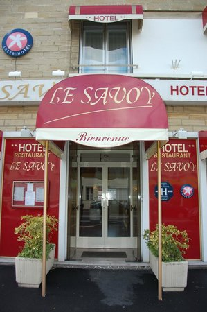 Inter Hotel Le Savoy Caen