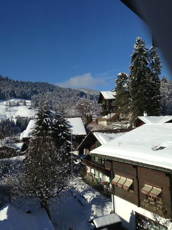 Posthotel  Roessli: View from room