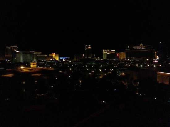 Rio All-Suite Hotel & Casino:                   View from our room                 