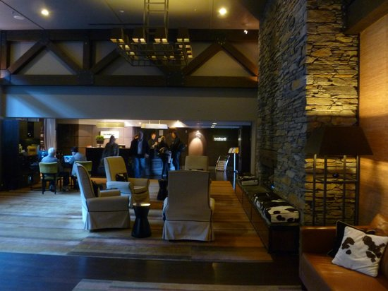 Hotel St Moritz Queenstown - MGallery Collection: Lobby