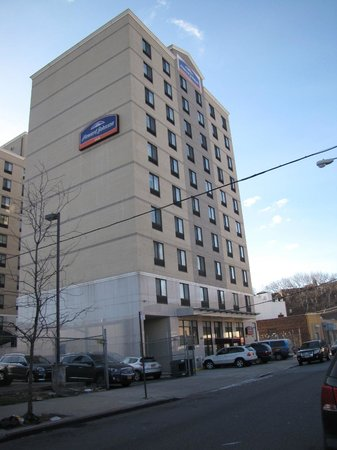 Sleep Inn - Long Island City: hotel