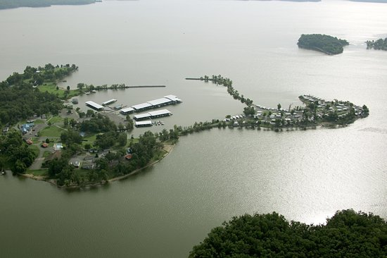 Photo of Moors Resort & Marina on Kentucky Lake Gilbertsville