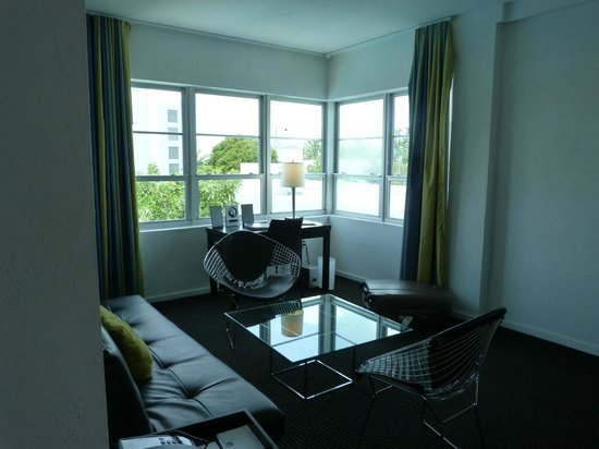Albion South Beach: Chambre