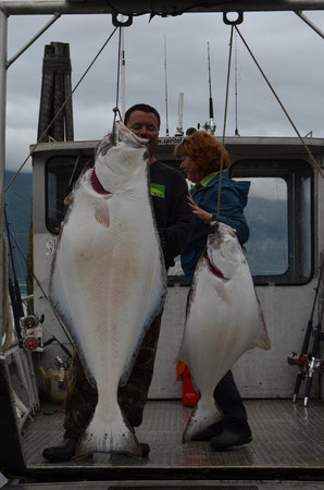 Kodiak National Wildlife Refuge, AK: Halibut