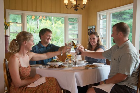 Eaton, NH: Enjoy gathering with friends and family.