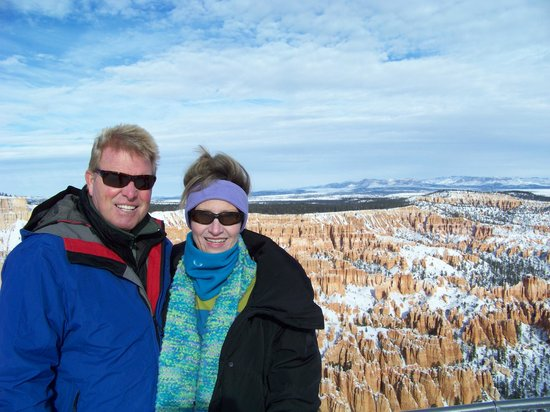 Crystal Inn Cedar City: See Bryce Canyon for a ski break...jaw dropping views!