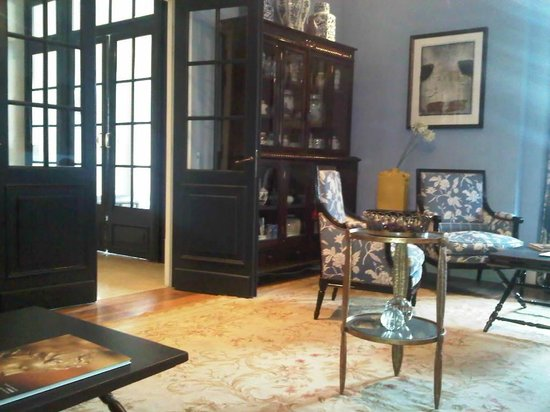 Hotel Le Royal Lyon - MGallery Collection: lounge