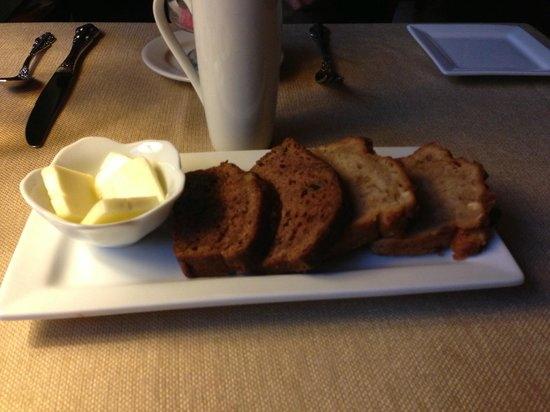 Salem, SC: gourmet breads @ breakfast