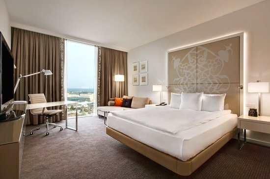 Hilton Copenhagen Airport: King Executive Room