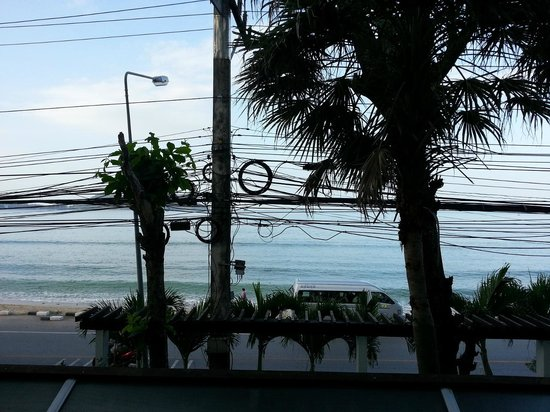 Sunset Beach Resort: S.B.R. sea view room