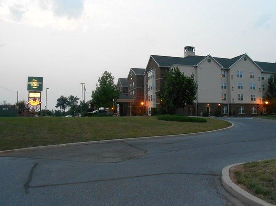 Homewood Suites by Hilton Reading:                   Home away from home