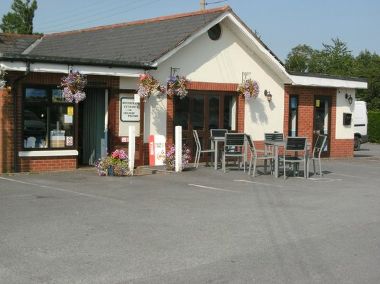 Cullompton, UK: Bluebell Restaurant Willand
