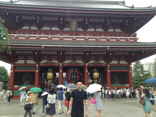 Asakusa Shrine - Picture of Sensoji Temple, Taito - TripAdvisor