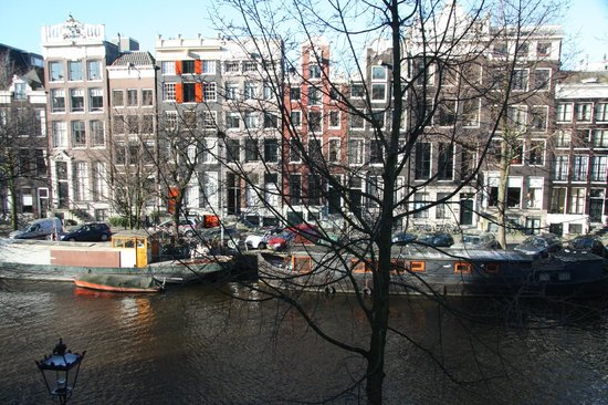 Liberty Hotel: Canel View
