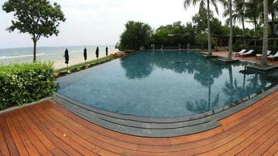 V Villas Hua Hin: Infinite Pool