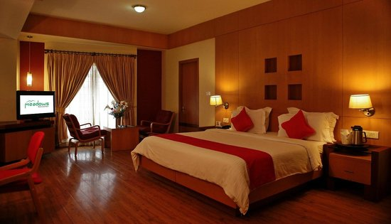 Meadows Residency - Ooty: Room